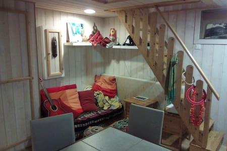 Appartement cosy 35m² au coeur des 2 alpes - Мон-де-Лан
