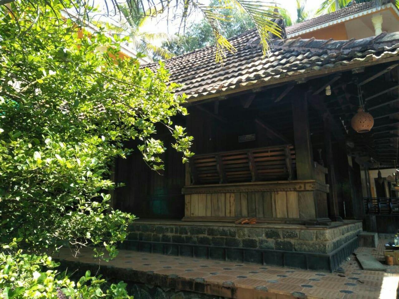 Thriphala Holiday Home