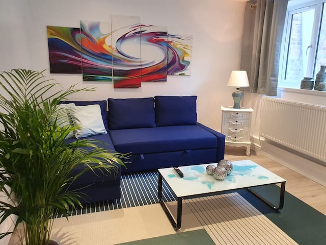 Comfortable apartment in Fulham