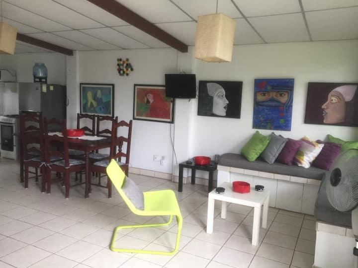 Apartamento amueblado Carretera Sur Managua