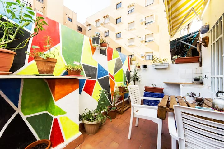 Private-room close to the City of Arts and beach!! - València