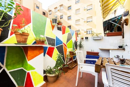 Private-room close to the City of Arts and beach!! - València - Apartmen