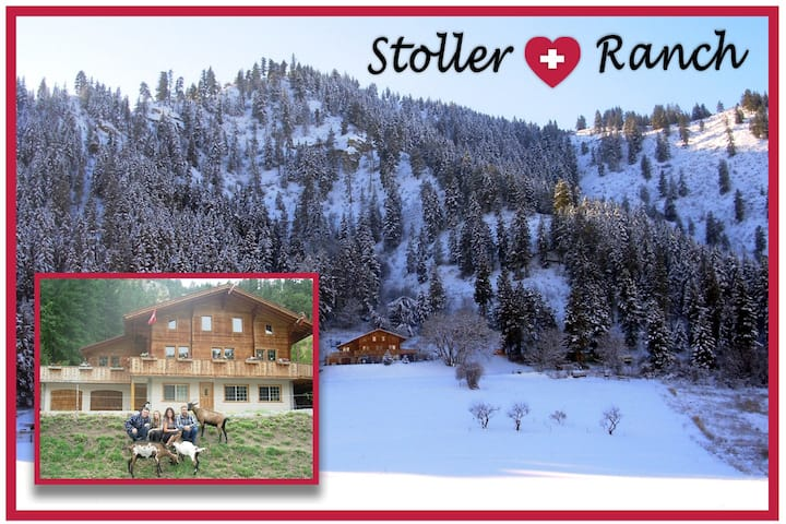 Stollerheart Ranch,Berner Oberland
