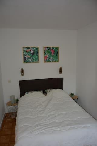 Appartement indépendant & cosy dans Maison Indiv.
