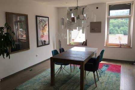 Chambres confortables dans maison contemporaine - Ottange