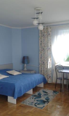 pokoje gościnne , dostęp do kuchni - Dybawka
