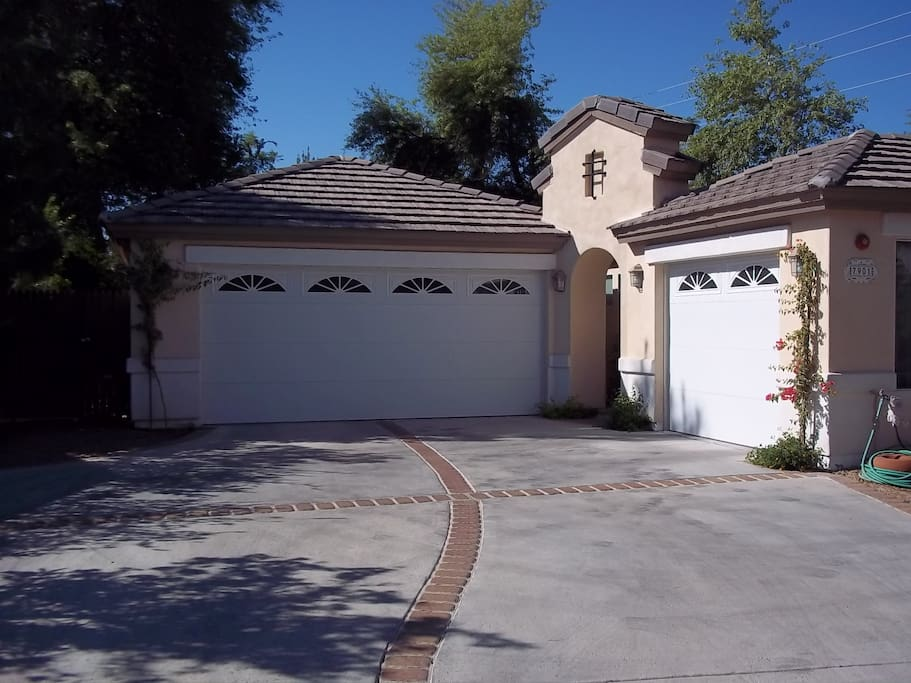 Zoning is R-3 a 2 unit dwelling in Scottsdale city limits.