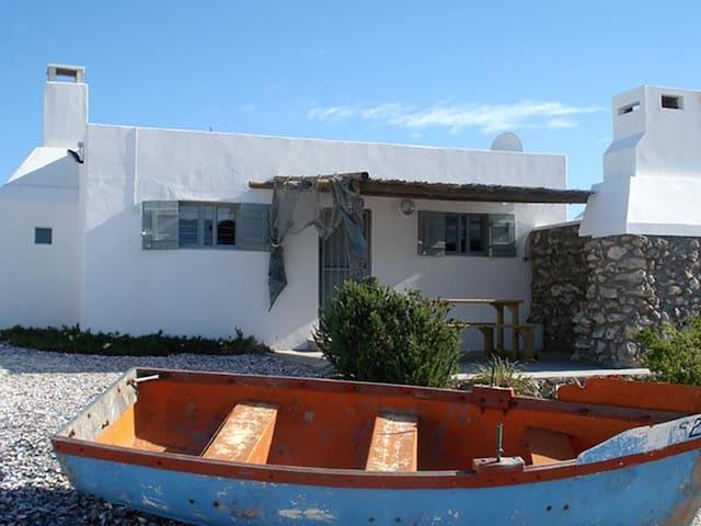 Bo-Bakkies Cottage 2 - Paternoster - Hytte (i sveitsisk stil)