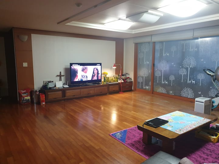 Safe and comfortable homestay house