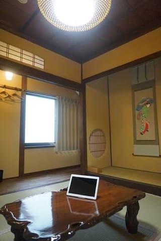 Restaurant & Inn ATSUSHI -Kanazawa- Twin Room