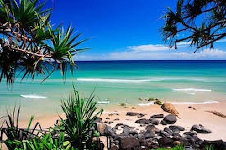 Endless Summer at a Dbah Beach Apartment - Tweed Heads - Leilighet