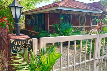Lavish Villa inTamhini ghat Kolad Rafting & Raigad