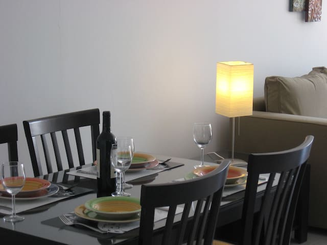 Dine in the comfort of your own surroundings