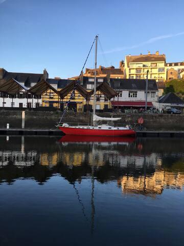 Séjour atypique sur voilier de voyage