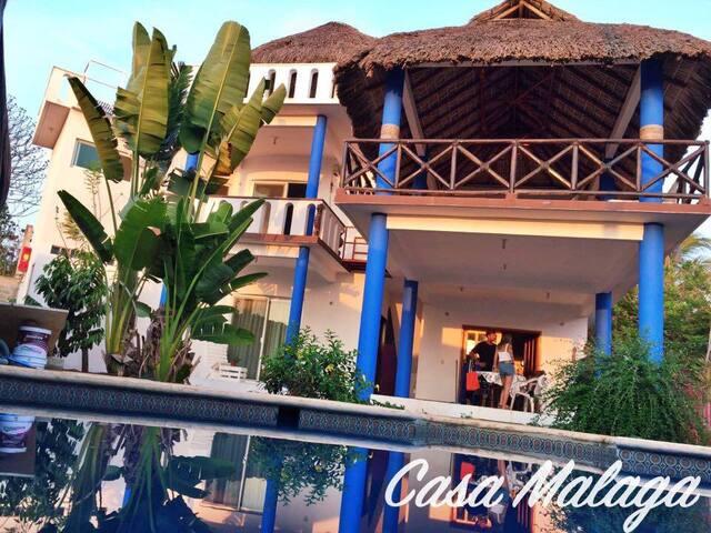 Casa Malaga, con piscina y yoga (2)