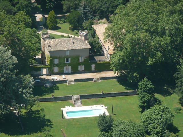 Au Château, chambre d'hôte de charme.