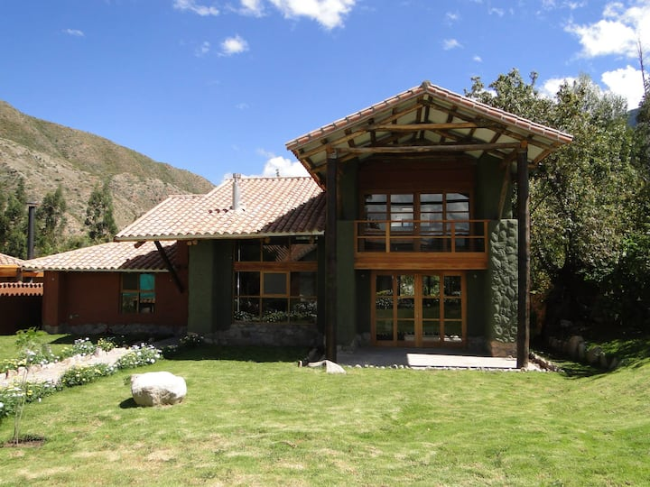House for rent at the Sacred Valley of the Incas