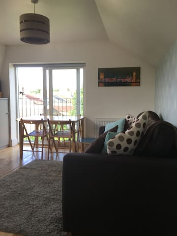 Lovely private room for 1 in great location - Londyn - Apartament