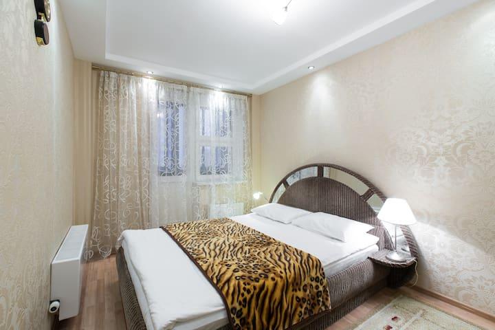 Уютная 2-ком.кв. на ул.Туристская д.33 СЗАО Москва - Москва - Appartement