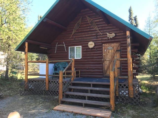 Cohoe Cabin