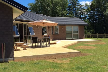 Lions Tour Accomodation just South of Auckland - Paerata