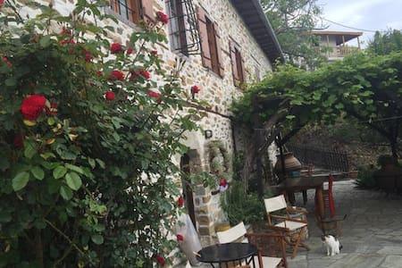 San Lorenzo MOUNTAIN SEA-VIEW STUDIO - Agios Lavrentios - Квартира