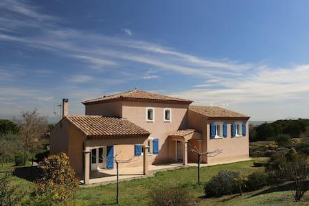 Villa Mirabelle B&B -Room 3 Carcassonne - Lavalette