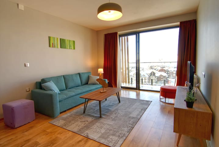 Roomy Deluxe Apartment in New Gudauri