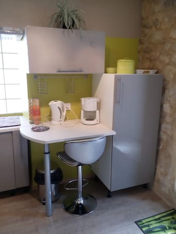 APPARTEMENT COSY 1 CHAMBRE DOUBLE