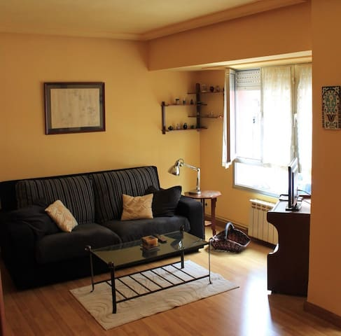 Convenient apartment in the centre of Avilés