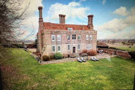 Historic Manor House in the heart of the Chilterns - Wendover - Casa