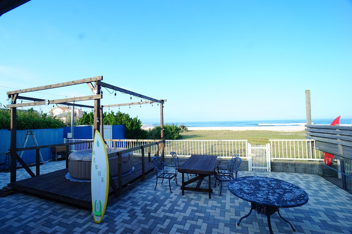 Surf OceanFront PoolProjectorBBQ(一棟貸切)