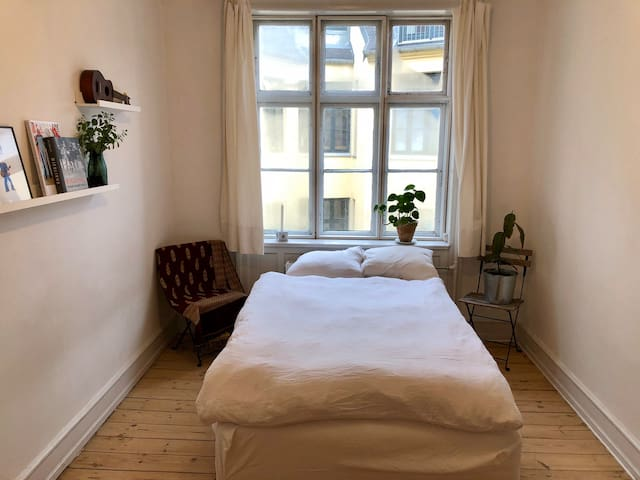 Lovely room in heart of Vesterbro