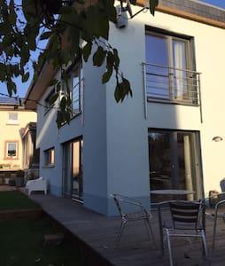 Wohnen im Garten - Aschaffenburg - Rumah