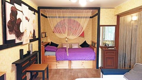 Уютная квартира на Московской площади