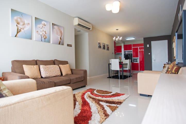 *New* 3 Bedrooms Luxury Comfort Stay Kuala Lumpur - Kuala Lumpur - Daire