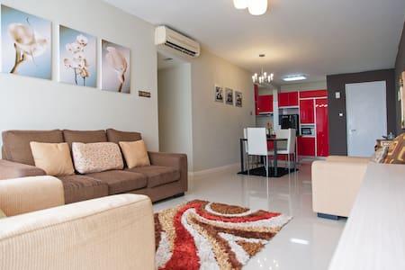 *New* 3 Bedrooms Luxury Comfort Stay Kuala Lumpur - Kuala Lumpur - Flat