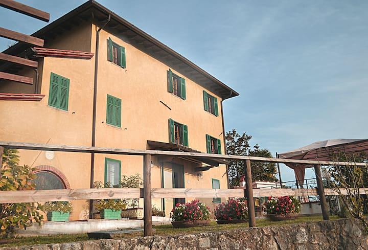 Casa MariaPia Tra Mare e Campagna