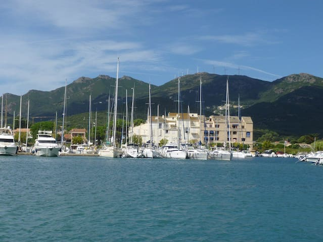 Appartement Cap Corse face au port de plaisance - Haute-Corse - Pis