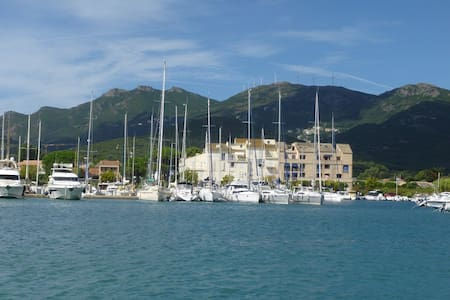 Appartement Cap Corse face au port de plaisance - Haute-Corse - Wohnung