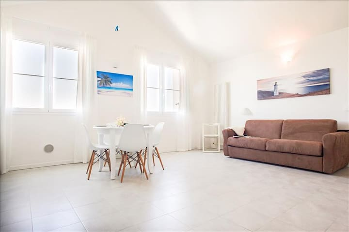 Cosy studio with parking and swimming pool - Marina di Ravenna - Apartment