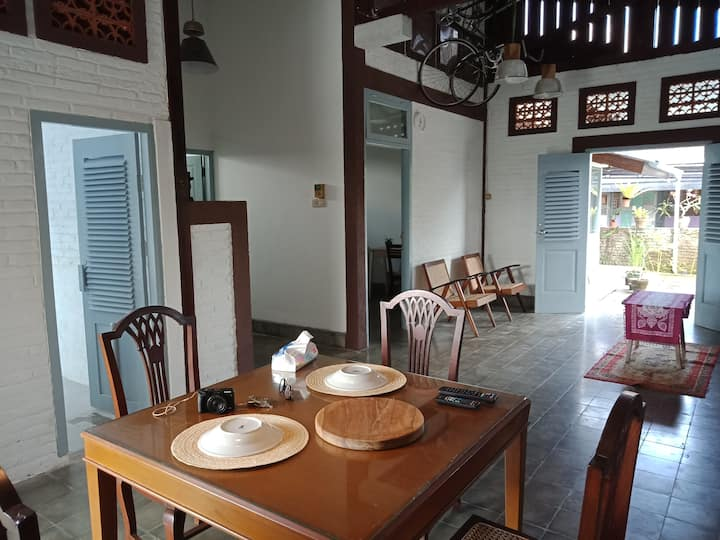 SIDOBALI BnB-a place to reconnect&recharge-room 3
