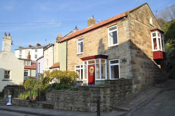 Poplar House, High Street, Staithes - Staithes - Huis