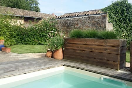 Très agréable maison en maconnais - Charnay-lès-Mâcon
