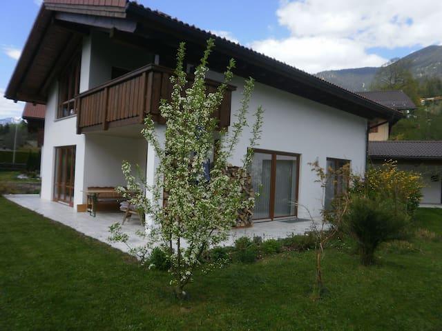 Ferienhaus in Traumlage - Garmisch-Partenkirchen - House
