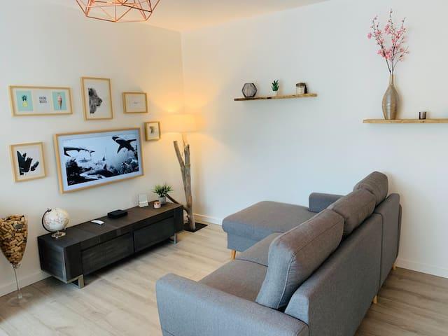 Appartement T3 de 60 M2 dans quartier calme
