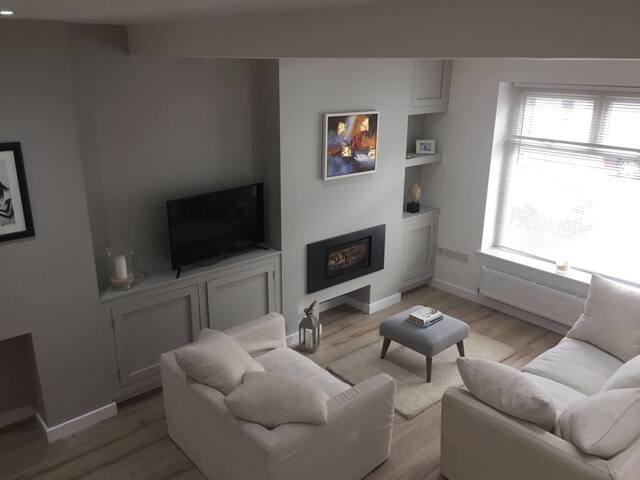 Beautiful, luxury three story home in Pontcanna - Cardiff - Dom