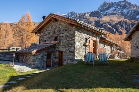 Chalet Walser Matterhorn region  CAV Champlève