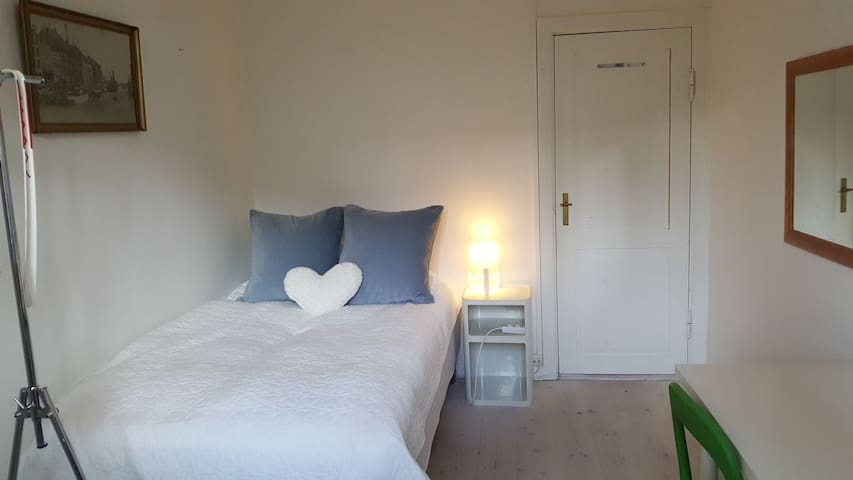 Clean room in central beautiful  location
