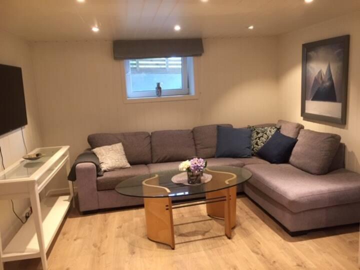 Ny renovert leilighet til leie